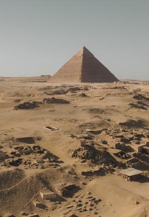 La primera pirámide de Egipto