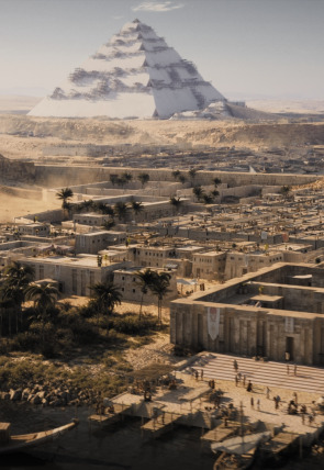 El misterio de la Gran Pirámide de Guiza