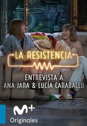 Ana Jara y Lucía Caraballo - Entrevista - 09.06.21
