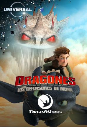 Dragones: Los Defensores de Mema (T1)