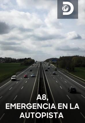A8, emergencia en la autopista