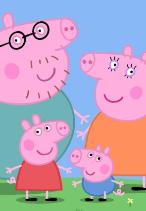 El capitán papá Pig