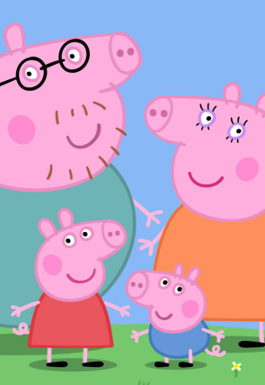 El Campeón Papá Pig