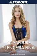 Glamour y lencería fina