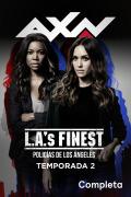 L.A.'s Finest. Policías de Los Ángeles | 2temporadas