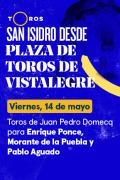 Feria de San Isidro, Vistalegre(T2021) - Previa (14/05/2021)