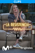 La Resistencia: Selección  - Martita de Graná - Entrevista - 15.06.21