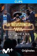 La Resistencia: Selección  - Nía - Entrevista II - 22.06.21