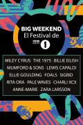 Big Weekend: el festival de BBC Radio 1 | 1temporada