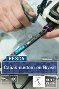Cañas custom en Brasil