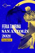 Feria Taurina San Antolin 2021. Palencia(T2021)   1episodio